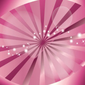 Black Pink Art With Abstract Design Free Vector - Free vector #209751