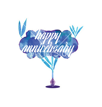 Free happy anniversary vector - бесплатный vector #209891