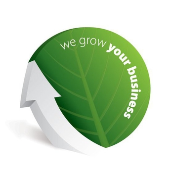 We Grow Your Business - vector gratuit #209981