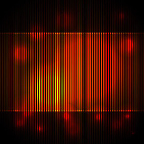 Red Striped Background Texture - vector gratuit #210261
