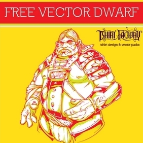 Free Vector Dwarf - Free vector #210441