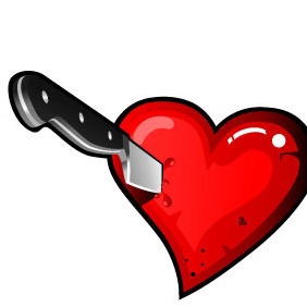 Love Hurts Vector - vector #210801 gratis