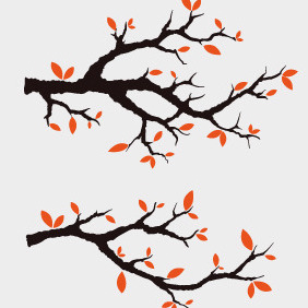 Free Vector Branches - Free vector #211141