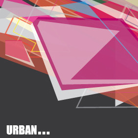 Urban Background - vector #211221 gratis