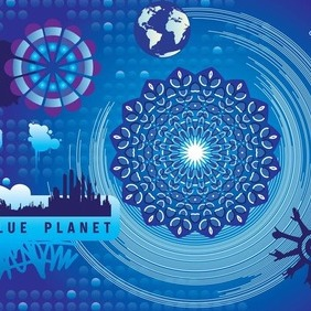 Planet Graphics - vector #211741 gratis