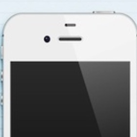 IPhone 4S - vector gratuit #212101