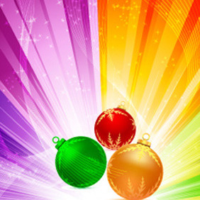 Download Christmas Vectors - vector gratuit #212361