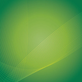 Green Abstract Gradient Background - vector gratuit #212511