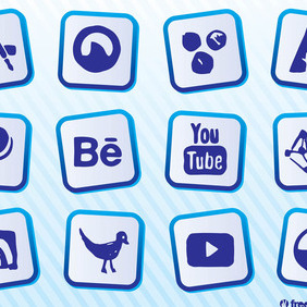 Social Websites - Free vector #212961