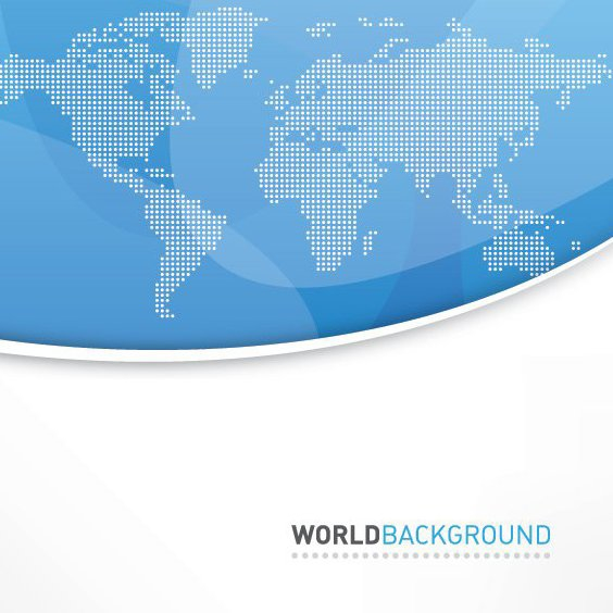 World Background - Free vector #213291