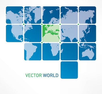 Vector World - Kostenloses vector #213541
