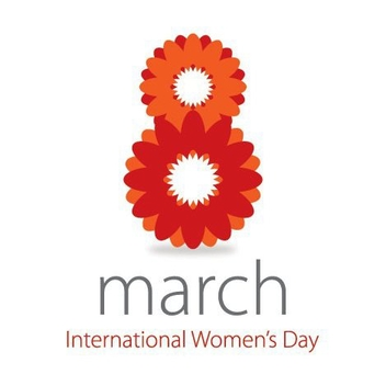 International Womens Day Vector - vector #214111 gratis