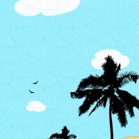 Beautiful Landscape - vector #214191 gratis