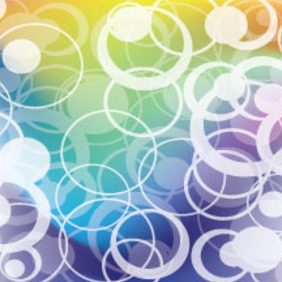Hunderd Circles Free Vector Graphic - vector gratuit #214511