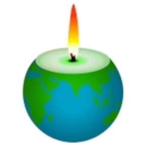 Global Warming Demonstration - vector gratuit #214531