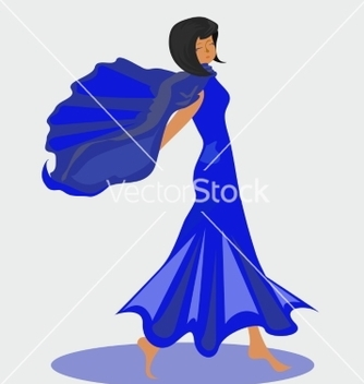 Free a young lady vector - vector gratuit #214611