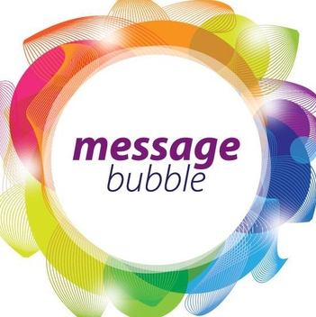 Message Bubble - vector gratuit #215001