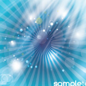 Abstracts Transparent Design In Blue Shining Vector - Kostenloses vector #215241