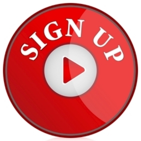 Sign-up Button - vector gratuit #215521
