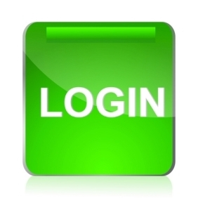 Login Icon - Free vector #215581