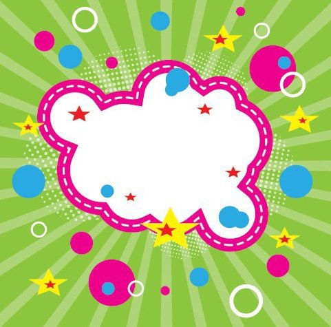 Cloud promotionnel - vector gratuit #215731