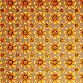 Summer Sunflower Photoshop And Illustrator Pattern - Free vector #215771