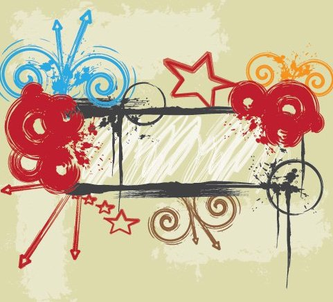 Graffity Banner - Free vector #215991