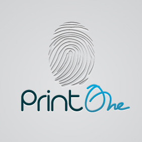 Print One - vector gratuit #216261