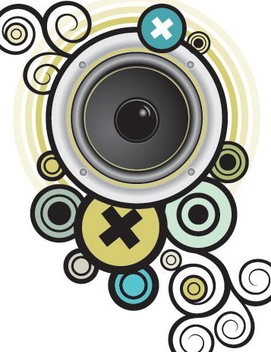 Sound Proof - vector #216981 gratis