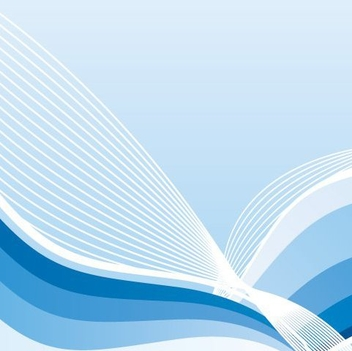 Blue Background - vector #217001 gratis