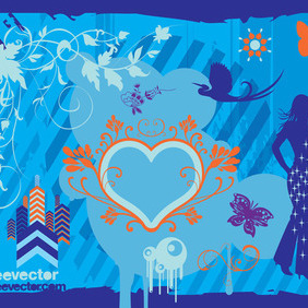 Free Vector Art Download - vector #217191 gratis