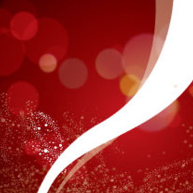 White Line In Red Background - Free vector #217291