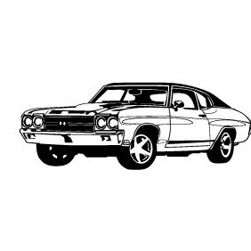 Car Vector Illustration - vector gratuit #217371