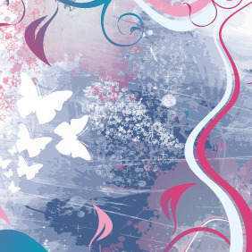Abstract Background By Vector Open Stock - Free vector #218191