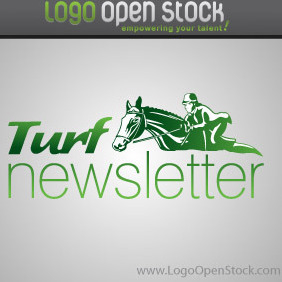 Turf Newsletter Logo - vector #219061 gratis