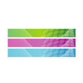 Abstract Banner Backgrounds - vector gratuit #219841