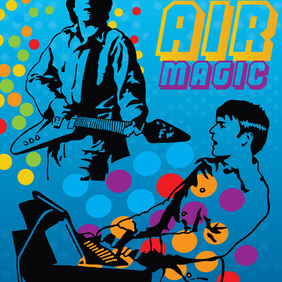 Air Live Music - vector #220211 gratis
