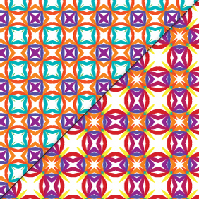 Free Seamless Vector Pattern - vector gratuit #220441