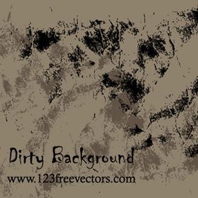 Dirty Vector Background - vector gratuit #220581
