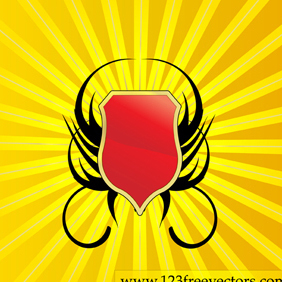 Free Vector Shield - vector #220971 gratis