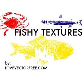 Fishy Texture - Free vector #221011