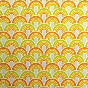 Fifties Wallpaper Pattern Vector - Free vector #223411