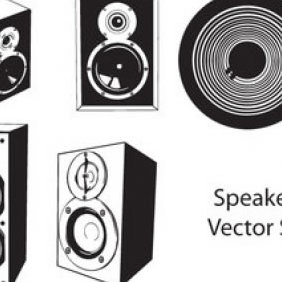 Speakers - vector #223561 gratis