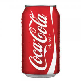 Coke Can - vector #223791 gratis