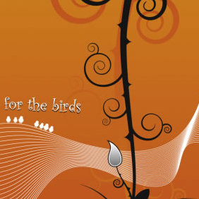 For The Birds - vector gratuit #223901