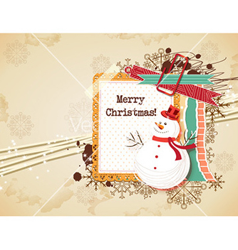 Free christmas vector - Free vector #224241