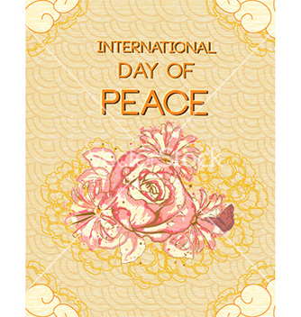 Free international day of peace vector - Kostenloses vector #225251