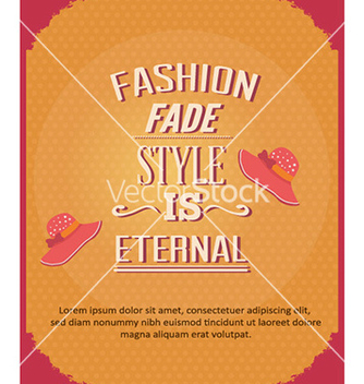 Free with fashion elements vector - Kostenloses vector #225511