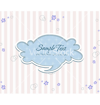 Free abstract speech bubble vector - vector #225841 gratis