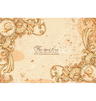 Free vintage background vector - Kostenloses vector #226001